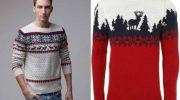 7 мужских свитеров, которые будет не стыдно подарить мужу или брату
