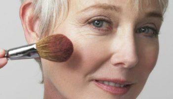 Как макияж изменит внешность 50-летней женщины. 7 примеров удивительного преображения