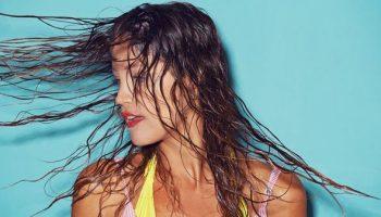 Как быстро высушить волосы не используя фен