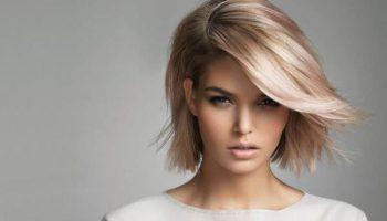 3 стильные короткие стрижки для тонких волос лишенных объема