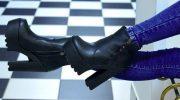 Какую выбрать обувь на весну, если у вас большие икры