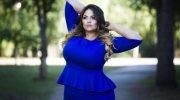 11 стильных образов на весну для женщин размера плюс
