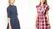 Почему платье-рубашку лучше выбрать на пару размеров больше
