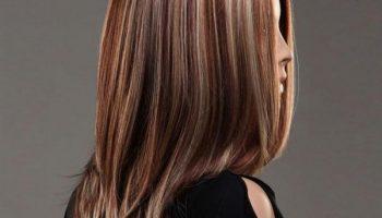 Какой оттенок выбрать для мелирования на темные волосы?