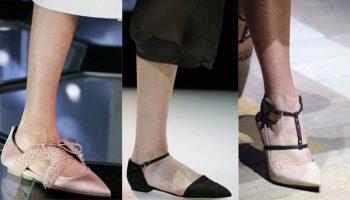 5 актуальных трендов в обуви без каблука на летний сезон 2020