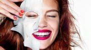 Как сделать тканевую маску самостоятельно не хуже покупной