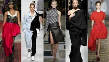 Асимметричный крой в одежде: на какие модели стоит обратить внимание в этом сезоне