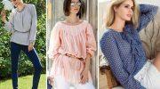 7 вариантов блузок, которые должны быть у каждой женщины после 45