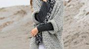 Как оставаться женственной даже в овер сайз. 7 осенних образов со свитером