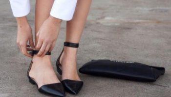 Какую обувь уже не стоить надевать в офис, и на что заменить
