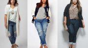 11 предметов осеннего гардероба для женщин размера плюс