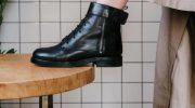 С чем носить грубые ботинки, чтобы не перестать выглядеть женственно