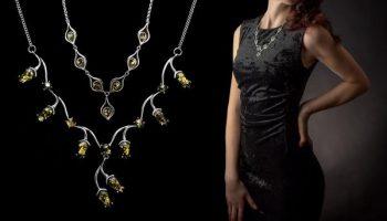 Как правильно подобрать ожерелье под наряд, чтобы не выглядеть нелепо