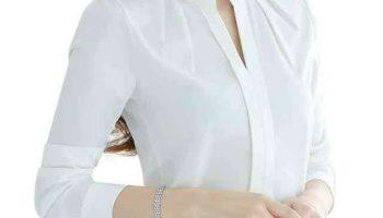 5 белых блузок, которые всегда находятся на пике моды