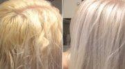 Как самостоятельно восстановить волосы после неудачного осветления