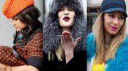 5 головных уборов, которыми можно заменить обычную шапку
