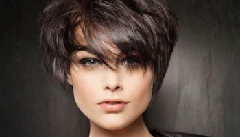 Как быстро вернуть объем коротким волосам после ношения шапки