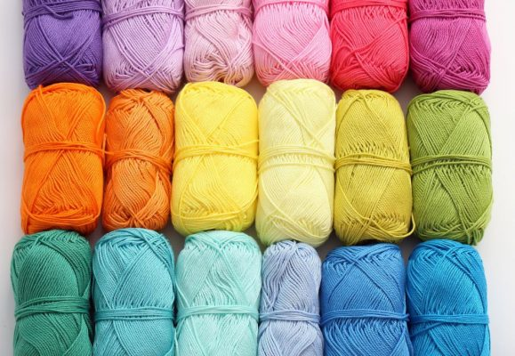 4 основных вида пряжи для вязания