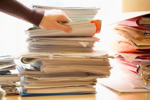 Архивная обработка документов в вопросах и ответах