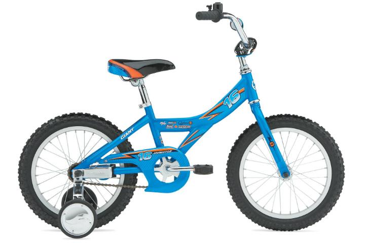Правильно выбираем велосипед для ребенка