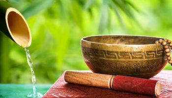 Тибетские поющие чаши: как работают, основные особенности