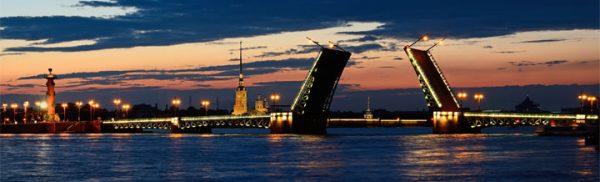 В Санкт-Петербург на уикенд