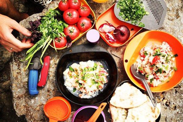 Особенности туристической посуды