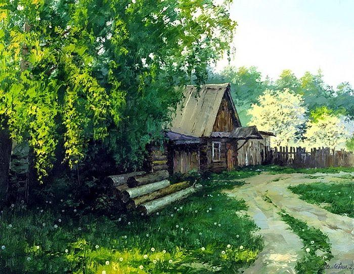 Старость в деревне или городе