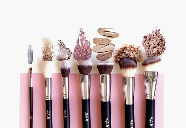 Правильно выбираем кисти для макияжа