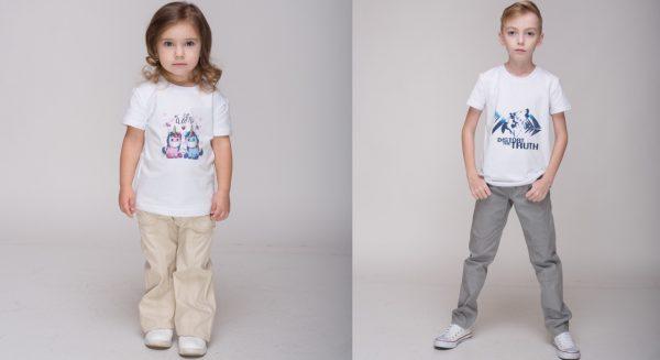 Критерии выбора футболок на ребёнка