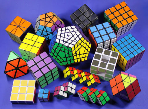 Виды головоломок