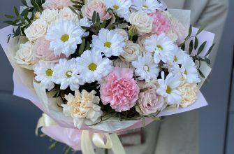 Цветы от «Флауэр Сервис» в Минске